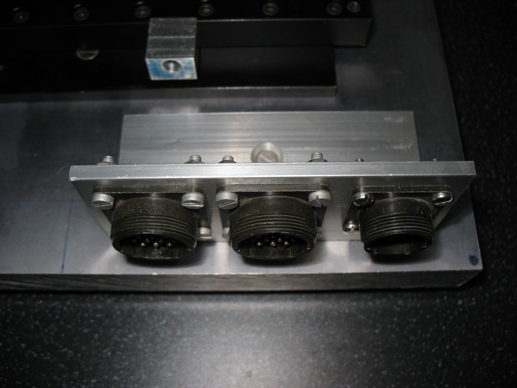 Connector bracket